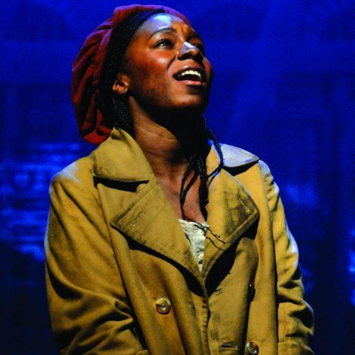 Shan Ako As Eponine In Les Misérables Photograph Michael Le Poer Trench